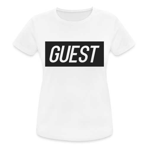 G-rectangle (grey) - Women's Breathable T-Shirt