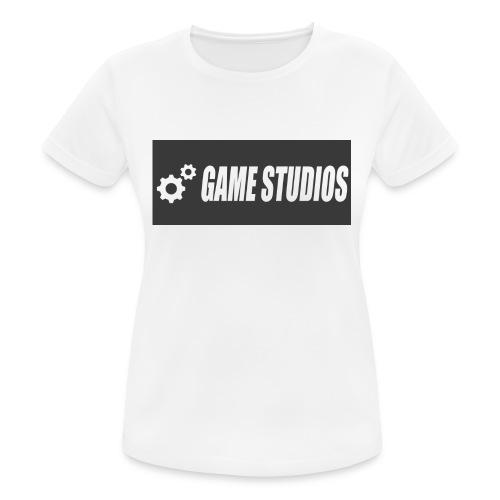 game studio logo - Women's Breathable T-Shirt
