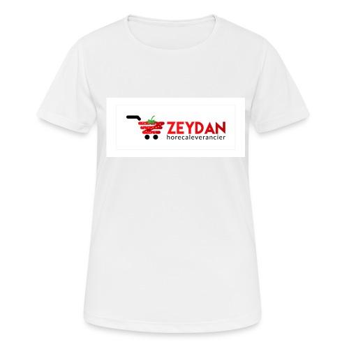 Zeydan - Vrouwen T-shirt ademend actief