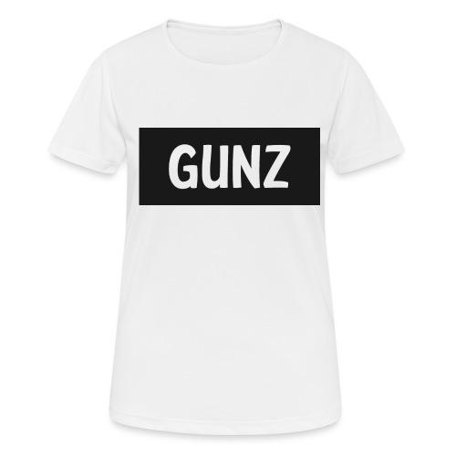 Gunz - Dame T-shirt svedtransporterende