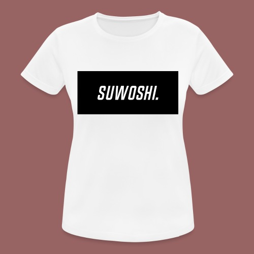 Suwoshi Sport - Vrouwen T-shirt ademend actief