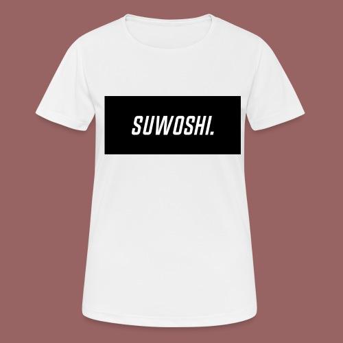 Suwoshi Sport - vrouwen T-shirt ademend