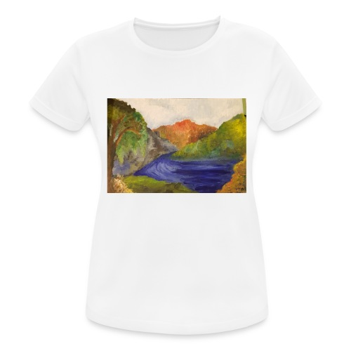 flo 1 - Women's Breathable T-Shirt