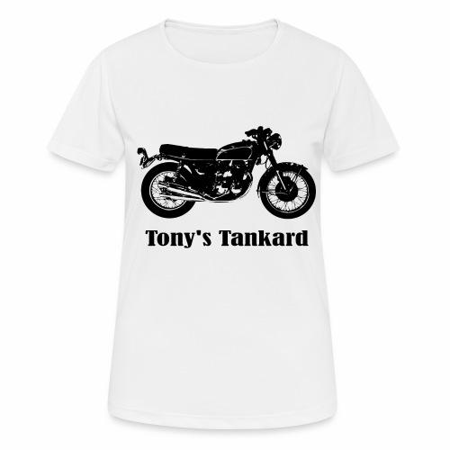 tonys tankard - Women's Breathable T-Shirt