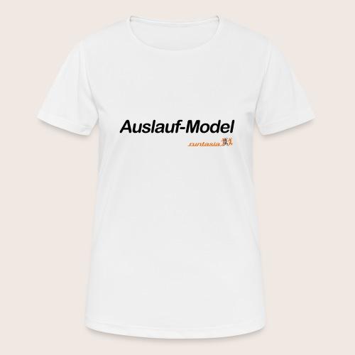 auslaufmodel - Frauen T-Shirt atmungsaktiv
