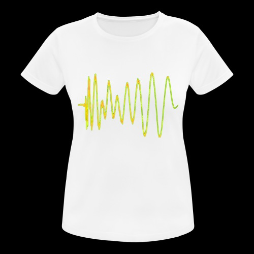 Boom 909 Drum Wave - Women's Breathable T-Shirt