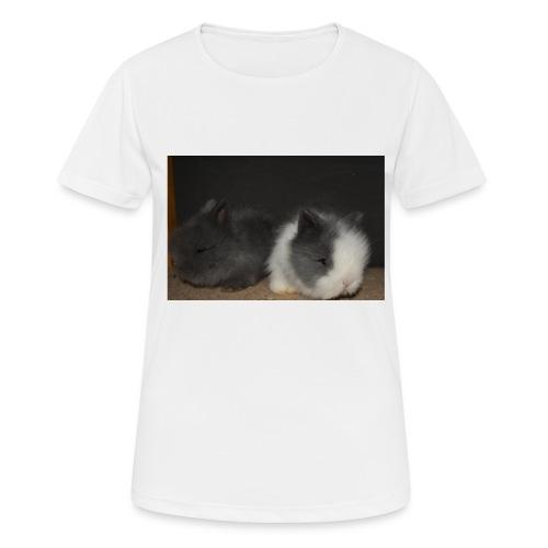 TEDDYS - Camiseta mujer transpirable