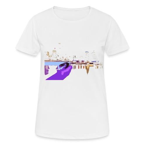 CITY NIGHT - Maglietta da donna traspirante