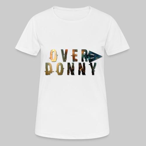 Over Donny [Arrow Version] - Maglietta da donna traspirante