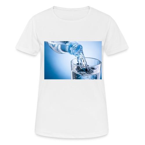 vand - Dame T-shirt svedtransporterende