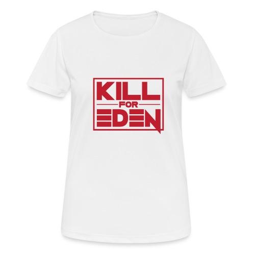 Women's Shoulder-Free Tank Top - Women's Breathable T-Shirt