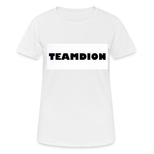 25258A83 2ACA 487A AC42 1946E7CDE8D2 - Women's Breathable T-Shirt