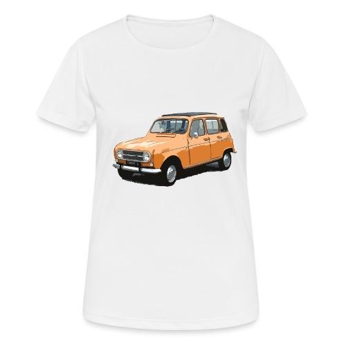 My Fashion 4l - T-shirt respirant Femme