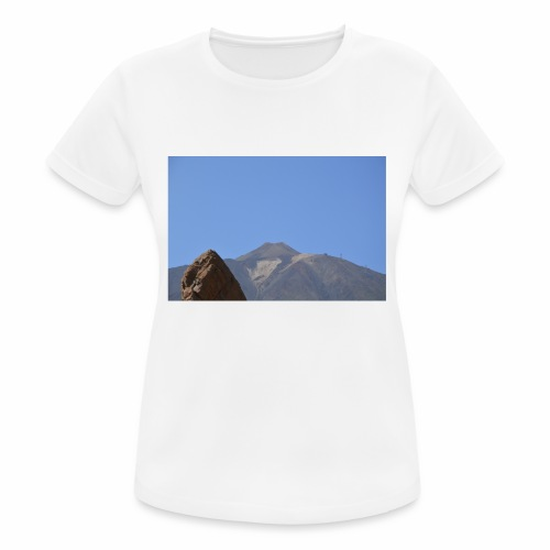Teide - Teneriffa - Frauen T-Shirt atmungsaktiv