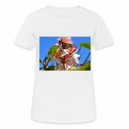 Schmetterling - Frauen T-Shirt atmungsaktiv