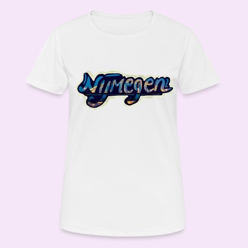 Nijmegen brug - Vrouwen T-shirt ademend actief
