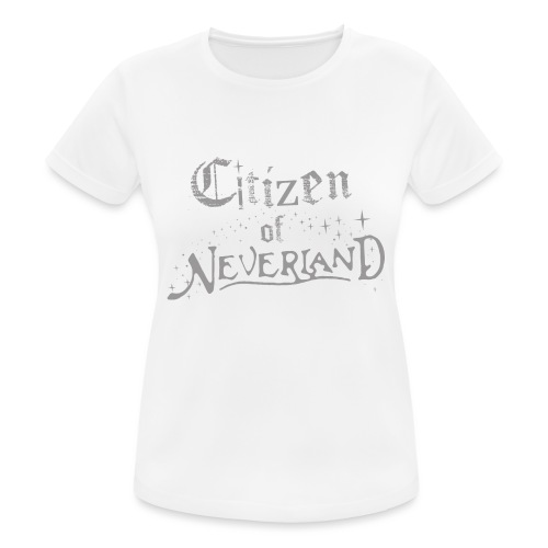 Citizen of Neverland - Women's Breathable T-Shirt