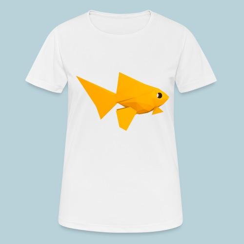 RATWORKS Fish-Smish - Women's Breathable T-Shirt