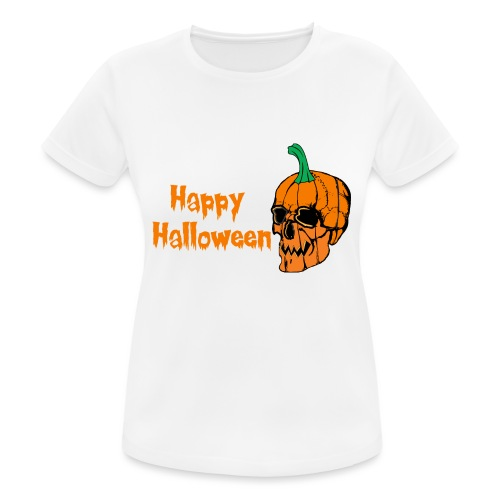 Happy Halloween - Women's Breathable T-Shirt