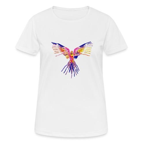 K.A Shirts - Dame T-shirt svedtransporterende