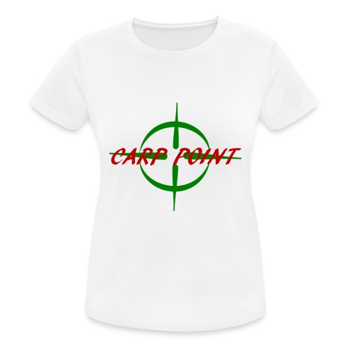 Carp Point - Frauen T-Shirt atmungsaktiv