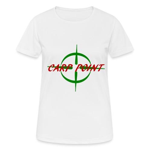 Carp Point T-Shirt - Frauen T-Shirt atmungsaktiv