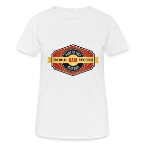 Nappo-Sport - Frauen T-Shirt atmungsaktiv