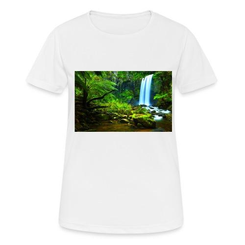 Quayambaya Sportswear - Frauen T-Shirt atmungsaktiv