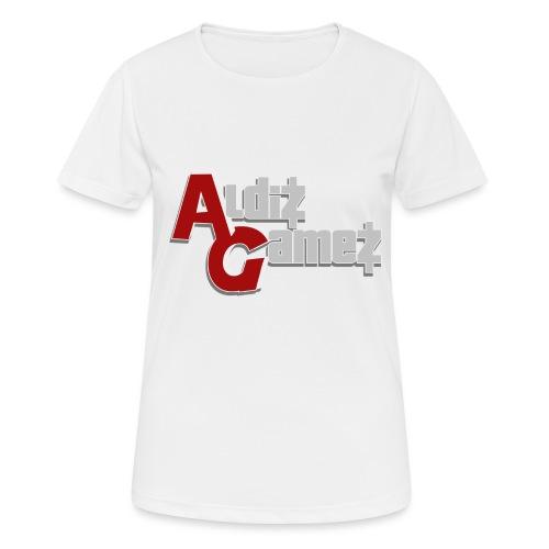AldizGamez - Vrouwen T-shirt ademend actief