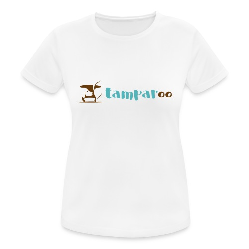 Tamparoo - Maglietta da donna traspirante