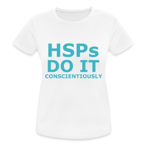 Do It hsPs men's t-shirt - Women's Breathable T-Shirt