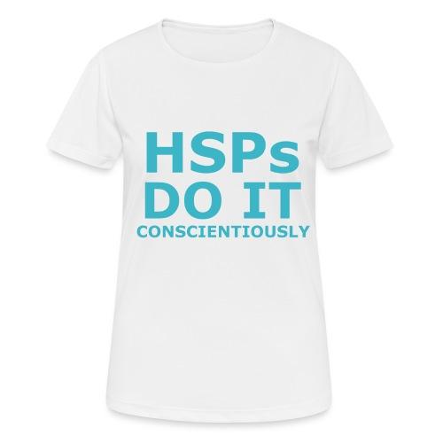 Do It hsPs women's t-shirt - Women's Breathable T-Shirt
