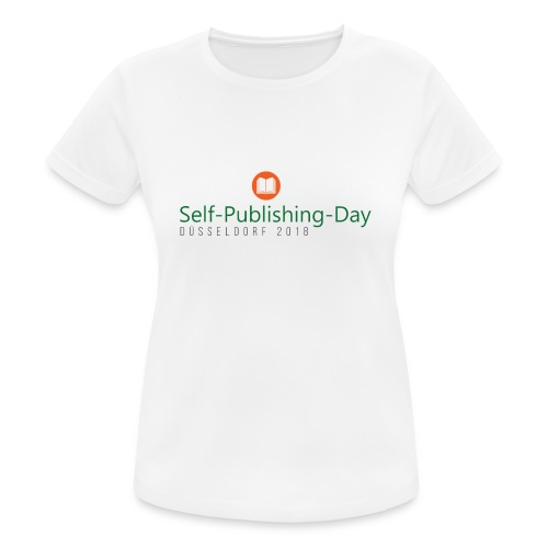 Self-Publishing-Day Düsseldorf 2018 - Frauen T-Shirt atmungsaktiv