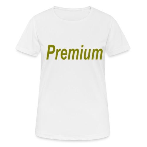 Premium - Women's Breathable T-Shirt