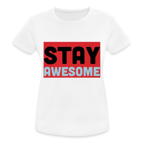 425AEEFD 7DFC 4027 B818 49FD9A7CE93D - Women's Breathable T-Shirt