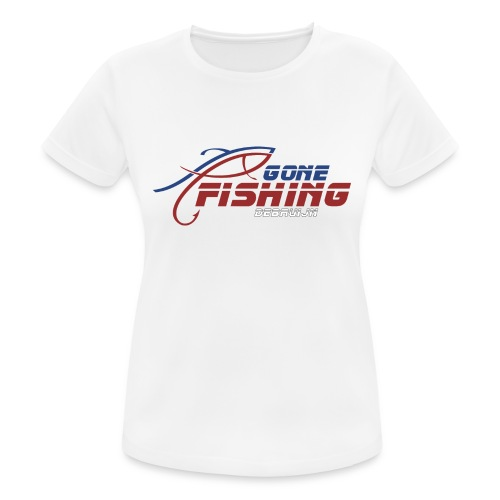 GONE-FISHING (2022) DEEPSEA/LAKE BOAT COLLECTION - Women's Breathable T-Shirt