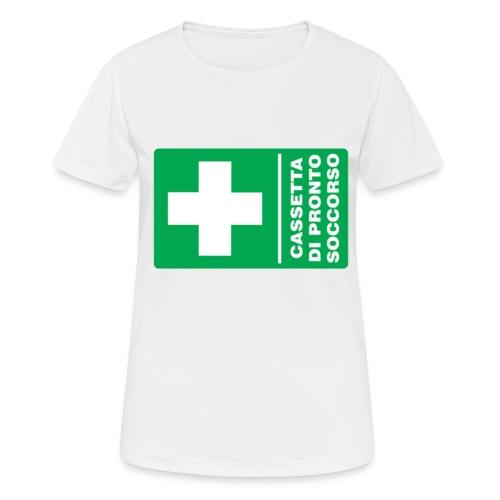 cartello png - Maglietta da donna traspirante