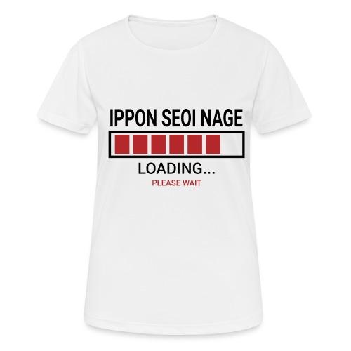 Loading... Ippon Seoi Nage - Koszulka damska oddychająca