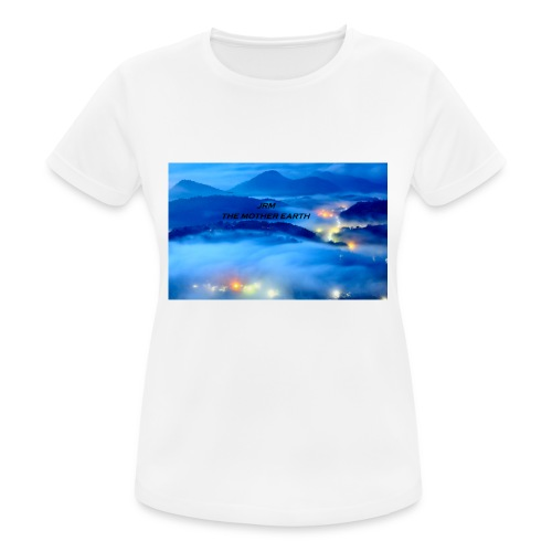 the mother earth collection 2017 - T-shirt respirant Femme