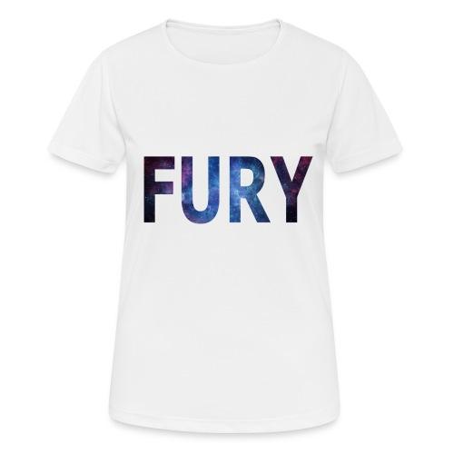 FURY - Dame T-shirt svedtransporterende