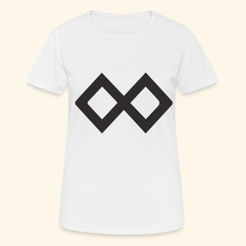 TenX Logo - Frauen T-Shirt atmungsaktiv