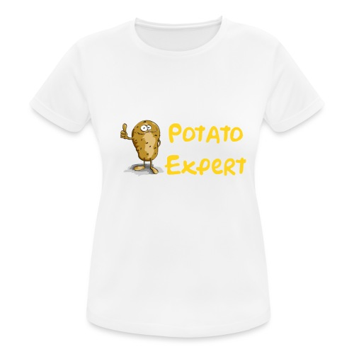 SMT potato expert - Maglietta da donna traspirante