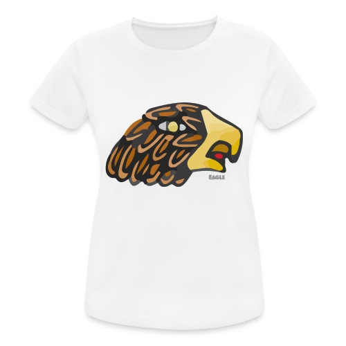Aztec Icon Eagle - Women's Breathable T-Shirt