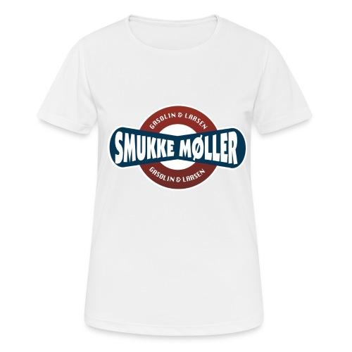 smlogo - Dame T-shirt svedtransporterende