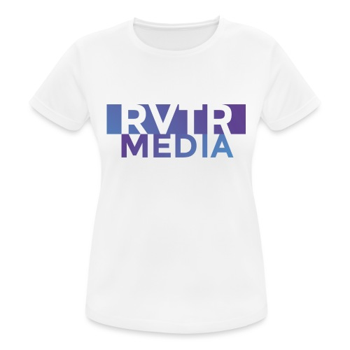 RVTR media NEW Design - Frauen T-Shirt atmungsaktiv