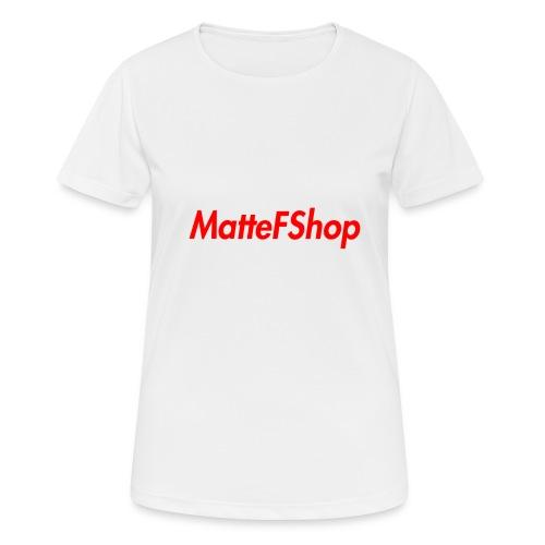 Summer Collection! (MatteFShop Original) - Maglietta da donna traspirante