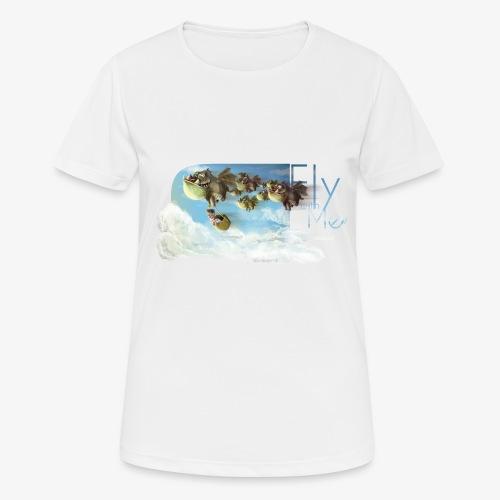 Dragon - Camiseta mujer transpirable
