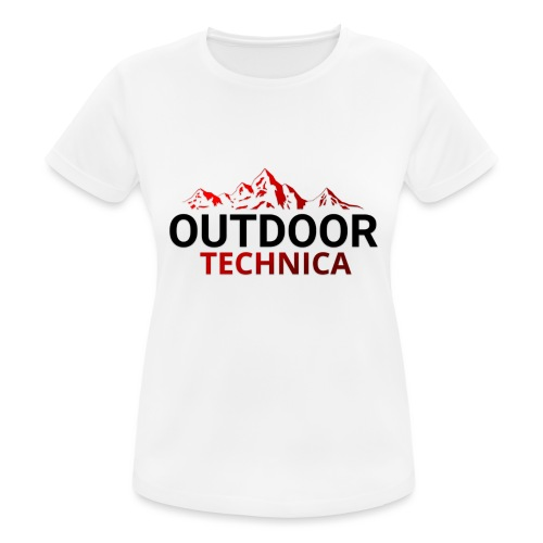 Outdoor Technica - Women's Breathable T-Shirt