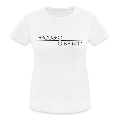 TI Logo Black - Women's Breathable T-Shirt