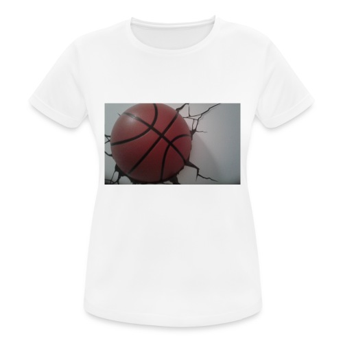 Softer Kevin K - Andningsaktiv T-shirt dam